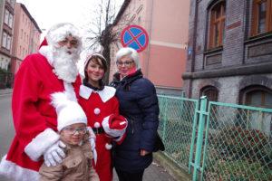 Mikołaj w mieście