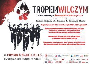 Bieg Pamięci Żołnierzy Wyklętych - Tropem Wilczym @ ul. Sportowa 1
