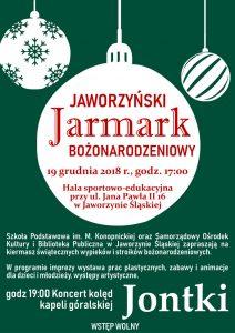 Jarmark Bożonarodzeniowy @ Hala sportowo-edukacyjna
