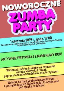 Noworoczne Zumba Party
