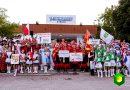 Mażoretki z Jaworzyny na Festiwalu w Macedonii