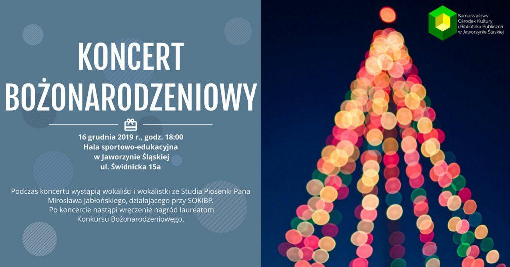Koncert kolęd @ Hala sportowo-widowiskowa